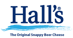 Hall's Beer Cheese logo
