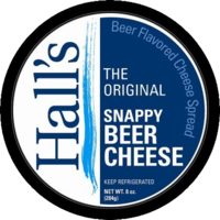 Hall's Beer Cheese