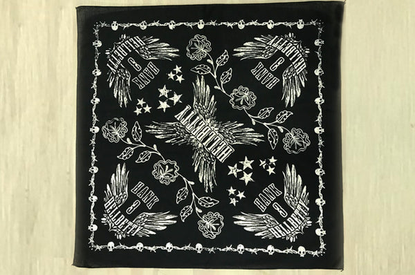 Black Hellbetty Bandana