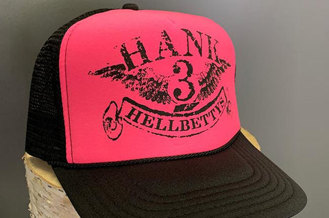 Hellbetty Trucker Cap
