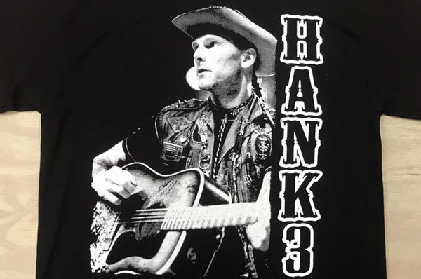 Hank3 Portrait