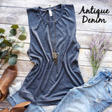 Antiqe Denim