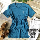 Heather Deep Teal