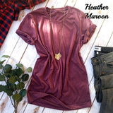 Heather Maroon