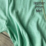 Heather Prism Mint