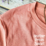 Heather Prism Sunset