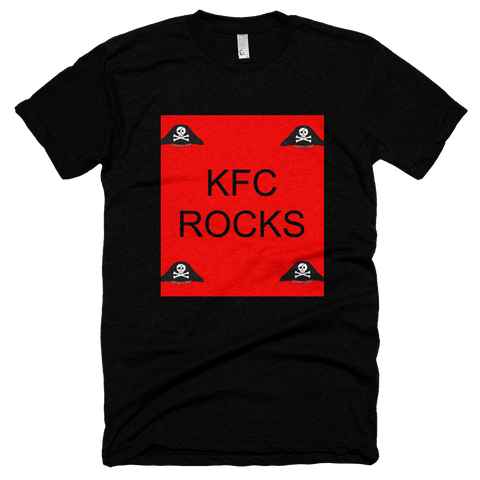 KFC ORIGINAL T SHIRT COTTON UNISEX (CLICK IMAGE TO ORDER) (ALL SIZES  PLEASE STATE SIZE WHEN ORDER)