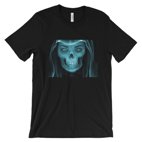 Scary Halloween  Unisex short sleeve t-shirt (Free shipping)