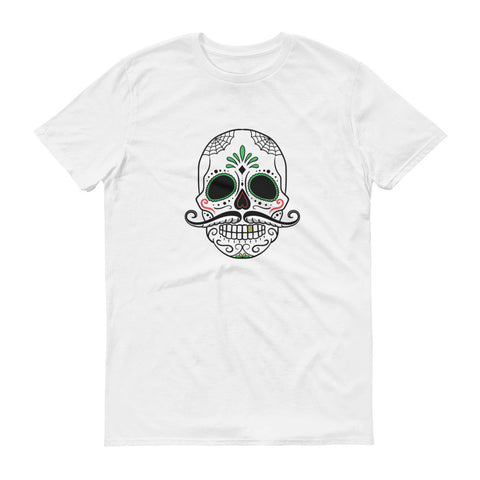 Day of the dead Collection skull Short sleeve t-shirt (Free shipping)