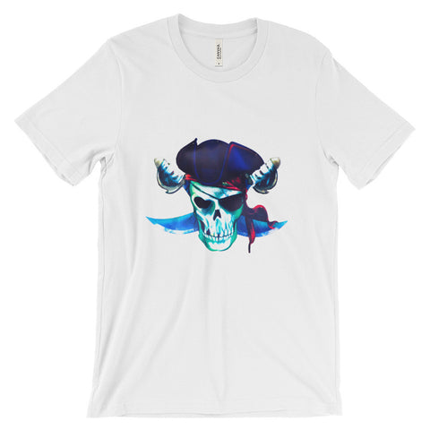 Pirate Designer Unisex short sleeve t-shirt (Free shipping)