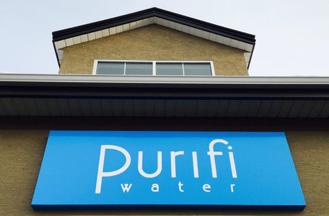 Purifi Water Canada Berkey Water Delivery