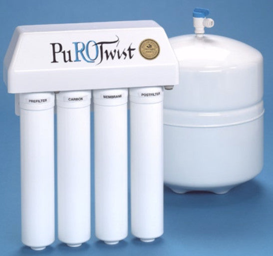 Purotwist Pt 4000 Reverse Osmosis System Purifi Water