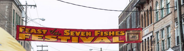 Feast of the Seven Fishes - Fairmont, WV