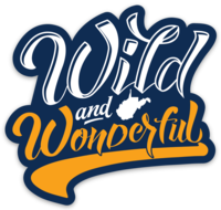 Wild & Wonderful - Magnet - Loving West Virginia (LovingWV)
