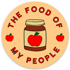 Apple Butter - Food Of My People - Sticker