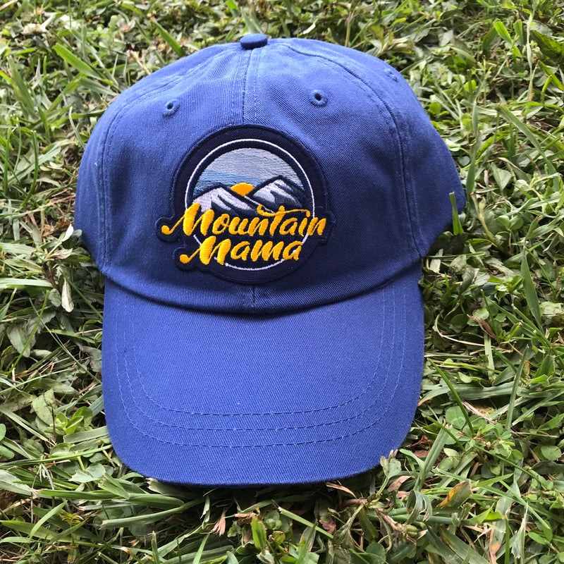 Mountain Mama Patch Hat - Clean Look - Loving West Virginia (LovingWV)