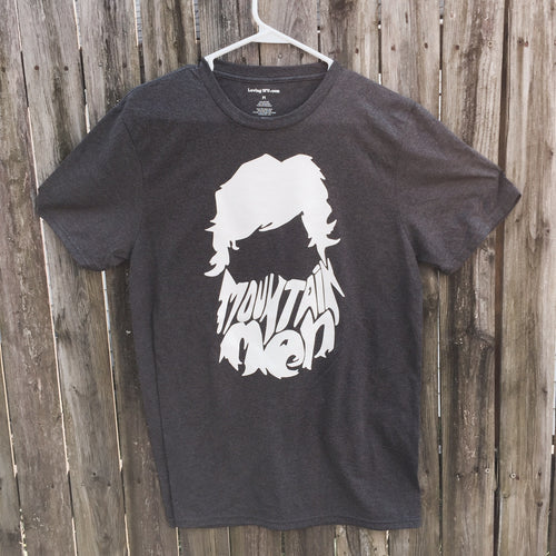 Mountain Man Shirt - Loving West Virginia (LovingWV)
