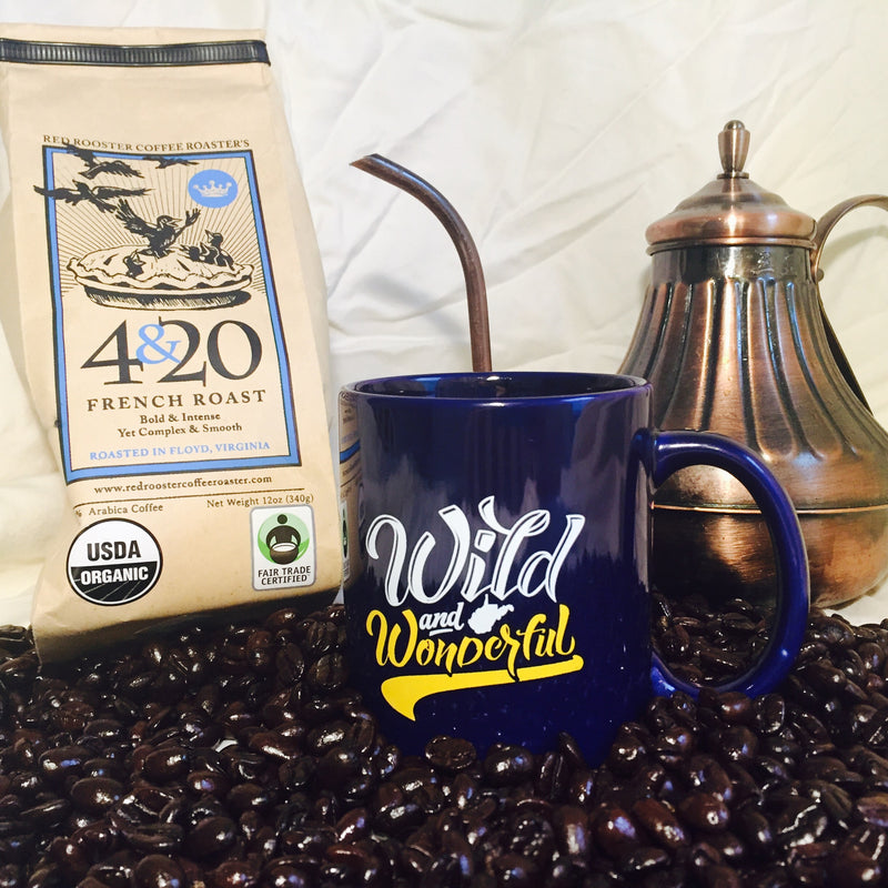 Wild & Wonderful Mug - Loving West Virginia (LovingWV)