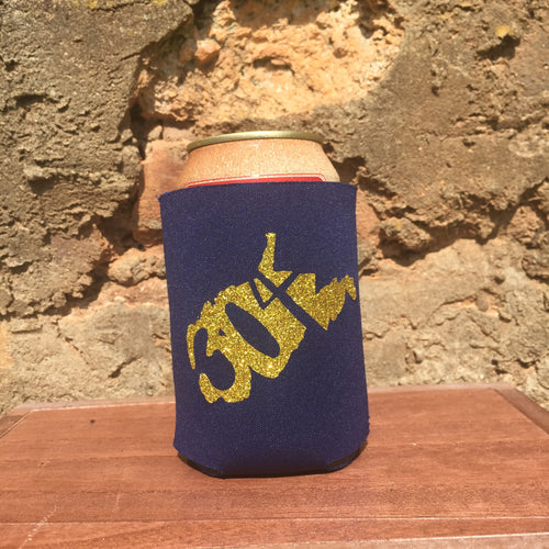 304 Beer Can Cooler - Loving West Virginia (LovingWV)