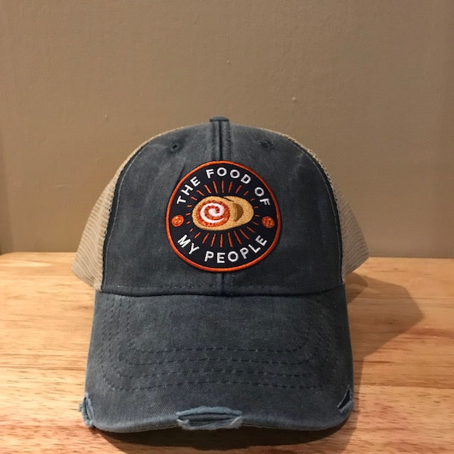 Food Of My People Hat - Loving West Virginia (LovingWV)