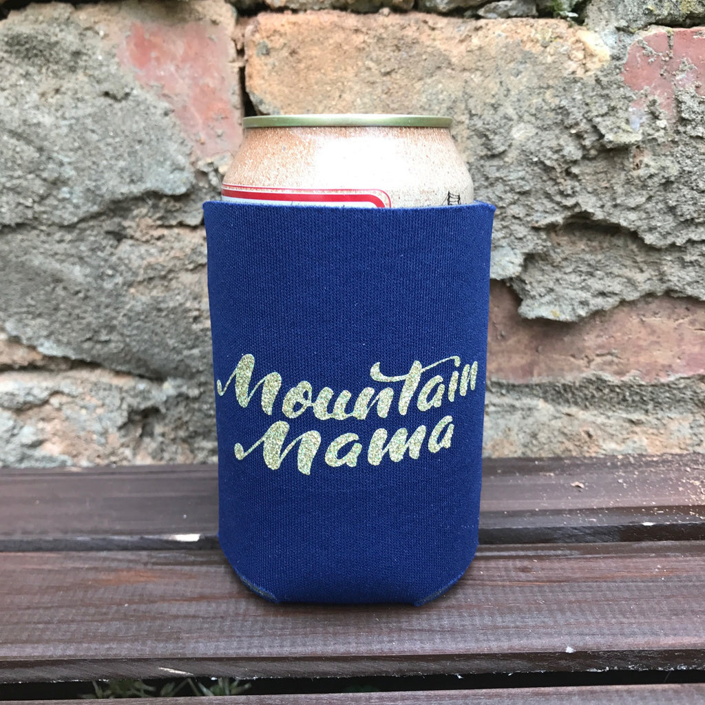 Mountain Mama Can Cooler