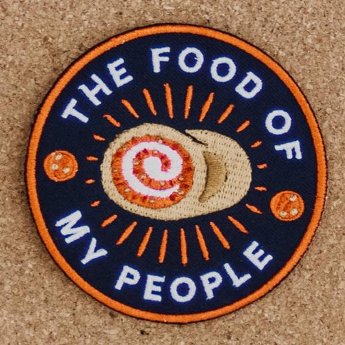 Food Of My People Patch - Loving West Virginia (LovingWV)