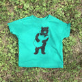 Toddler West Virginia Bear Hug Shirt - Green - Loving West Virginia (LovingWV)