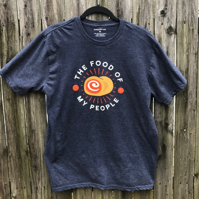 Food Of My People Shirt - Loving West Virginia (LovingWV)