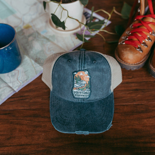 Dolly Sods Patch Hat - Loving West Virginia (LovingWV)