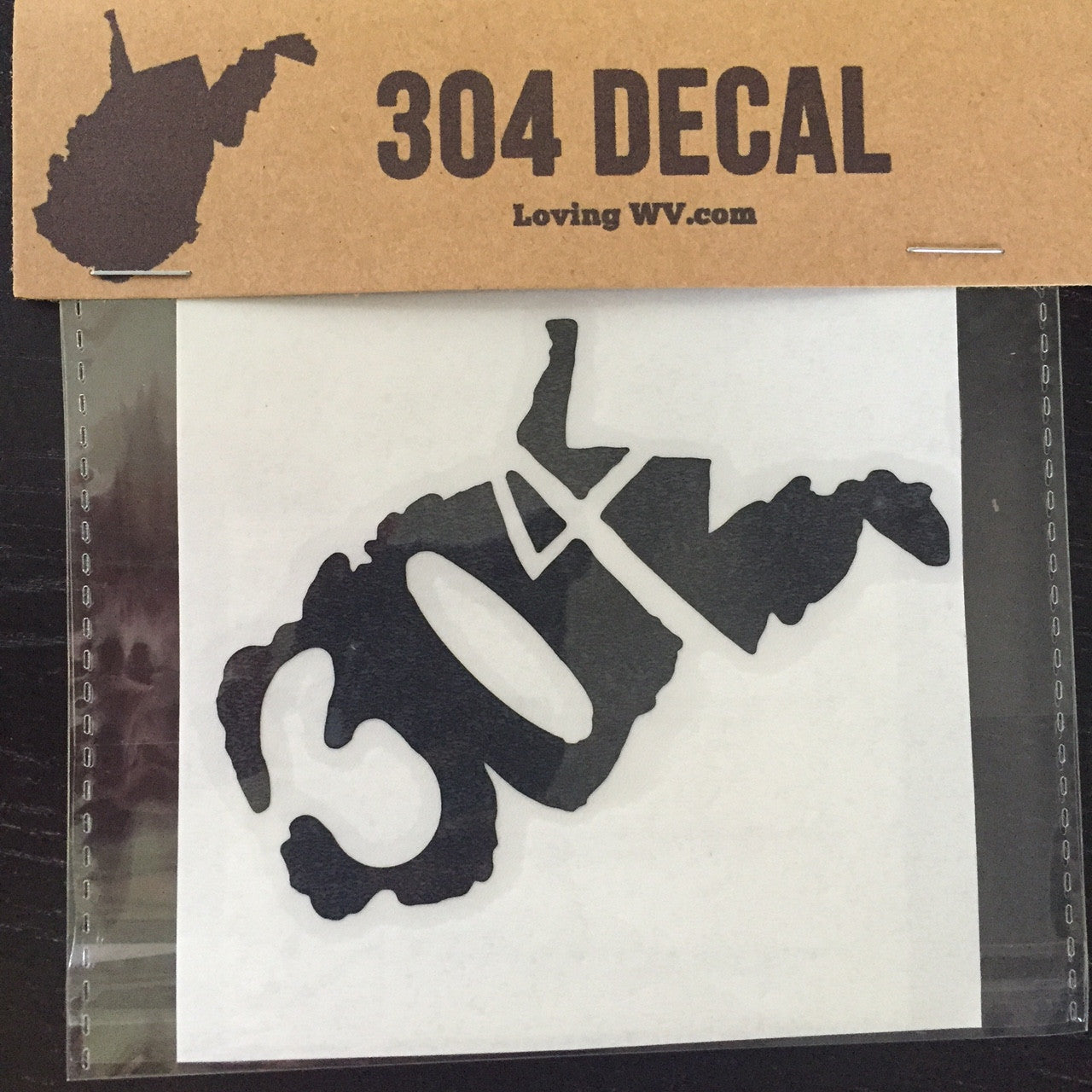 ... 304 Decal - Loving West Virginia (LovingWV) ...