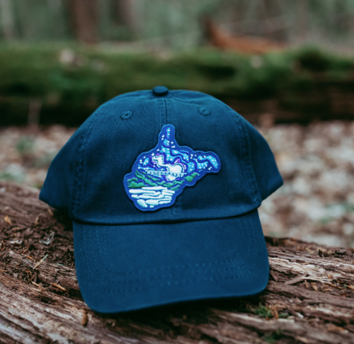 Clean Midnight Stars Hat