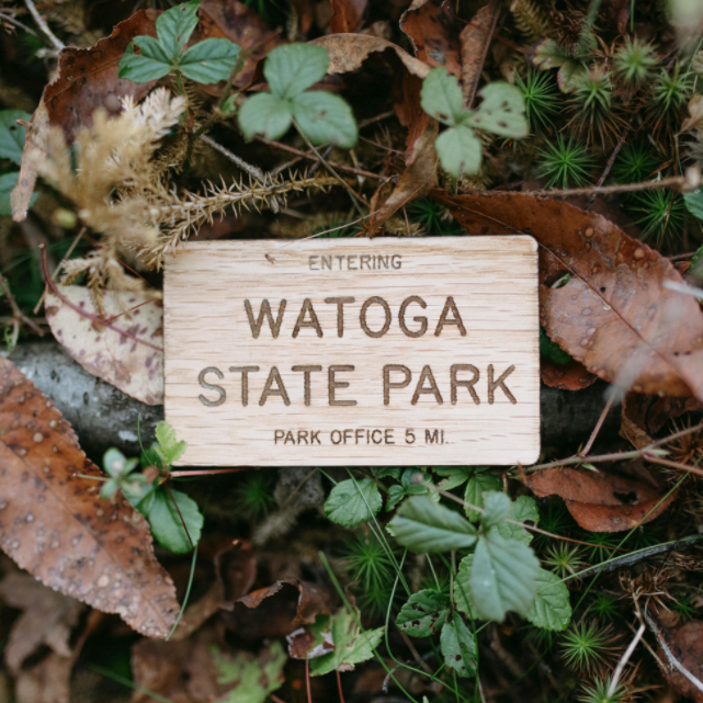 Watoga - State Park Magnet