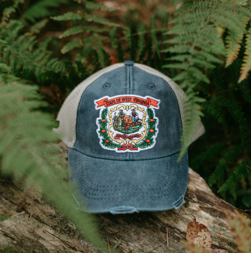 State Seal Patch Hat