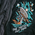 The Truth Is Out There Speckled Tee