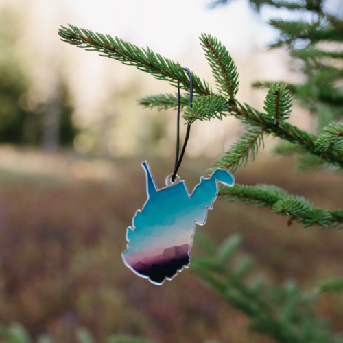 Misty Taste of Moonshine Ornament