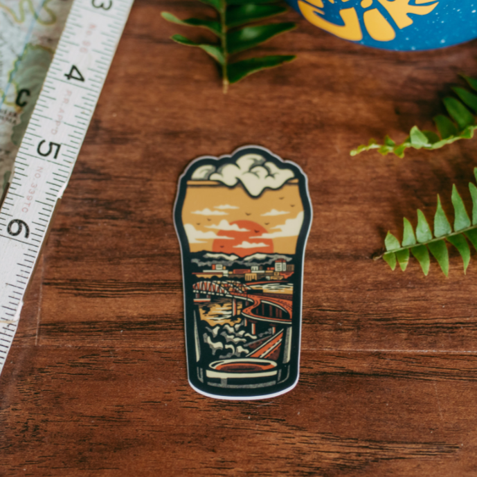 Charleston Beer - Sticker