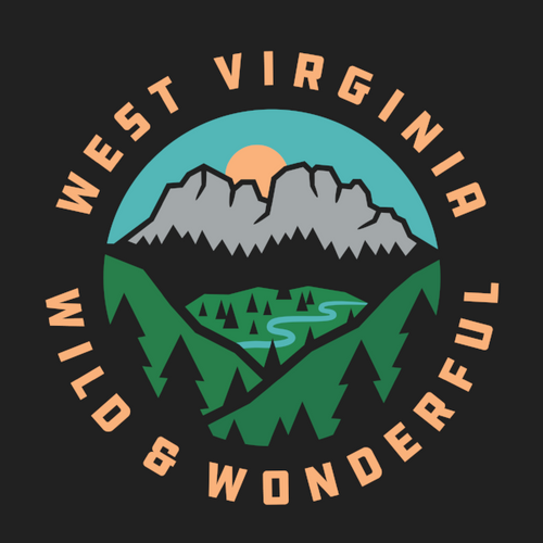 PREORDER - Wild & Wonderful Scenery Shirt - Loving West Virginia (LovingWV)