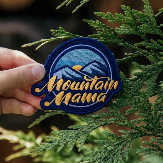 Mountain Mama Patch - Loving West Virginia (LovingWV)