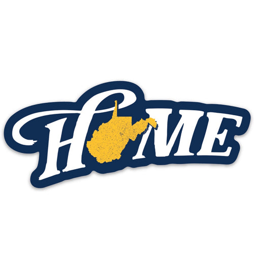 Home Sticker - Loving West Virginia (LovingWV)