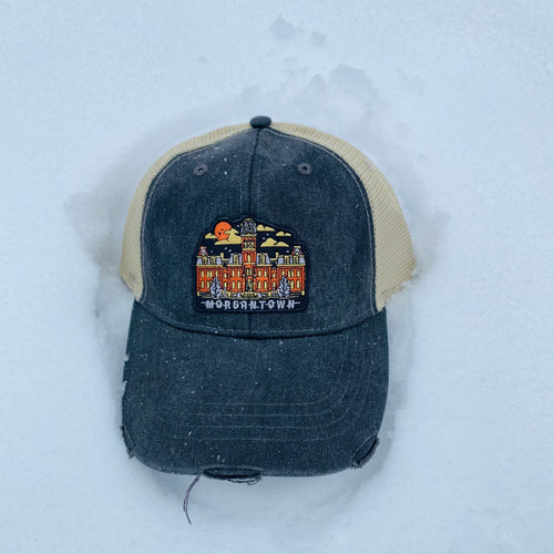 Morgantown Patch Hat