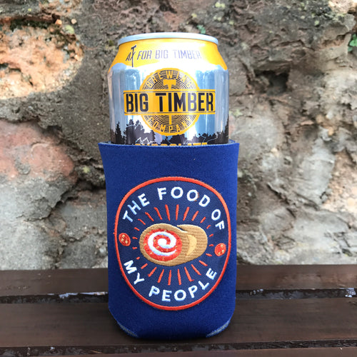Food Of My People Patch Can Cooler - Loving West Virginia (LovingWV)