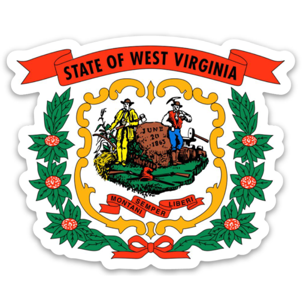 West Virginia Seal - Loving West Virginia (LovingWV)