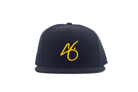 "The ""G"" Snapback - Gold Standard Edition"