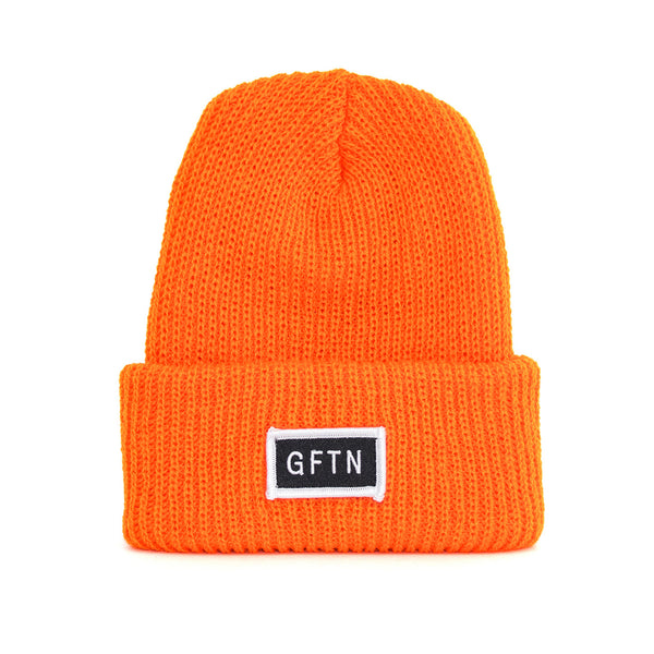 The Lightweight Beanie - Orange