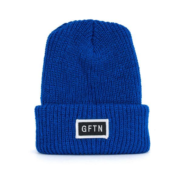 The Lightweight Beanie - Electric Blue