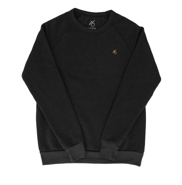 Lounger Sweatshirt - Black and Gold Edition