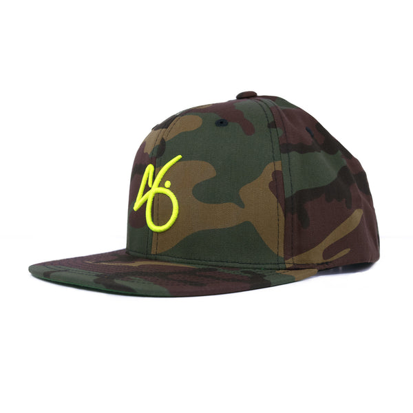 "The ""G"" Snapback - Loud Camo Edition"