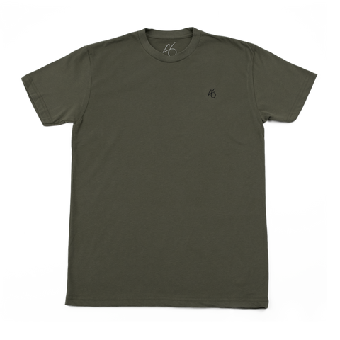 Classy Crew T - Army Green