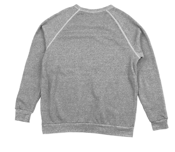 Lounger Sweatshirt - Eco Grey