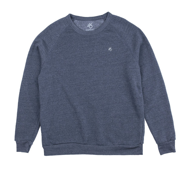 Lounger Sweatshirt - Eco Navy
